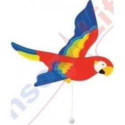 Papuga 3D