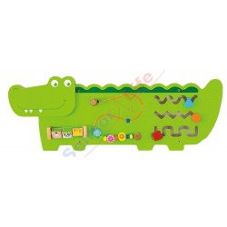 Panel ścienny krokodyl