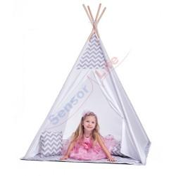 Duży namiot tipi