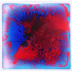 Panel sensoryczny 50x50 cm BLUE/RED