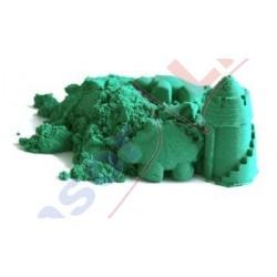 Piasek kinetyczny - Zielony