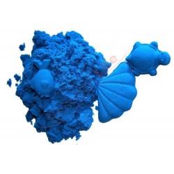 Piasek kinetyczny - Niebieski