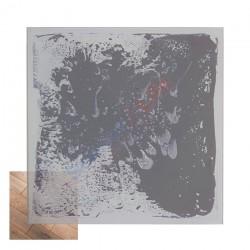 Panel sensoryczny 50x50 cm SZARY/ PRZEJŻYSTY