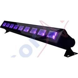 Belka LED UV BAR 9 x 3W