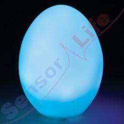 Jajko zmieniające kolor
