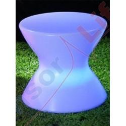 Podświetlany stół LED