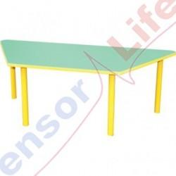 Stół trapezowy