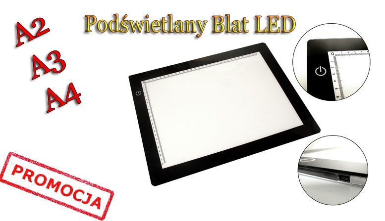 Podświetlany Blat LED !!!!
